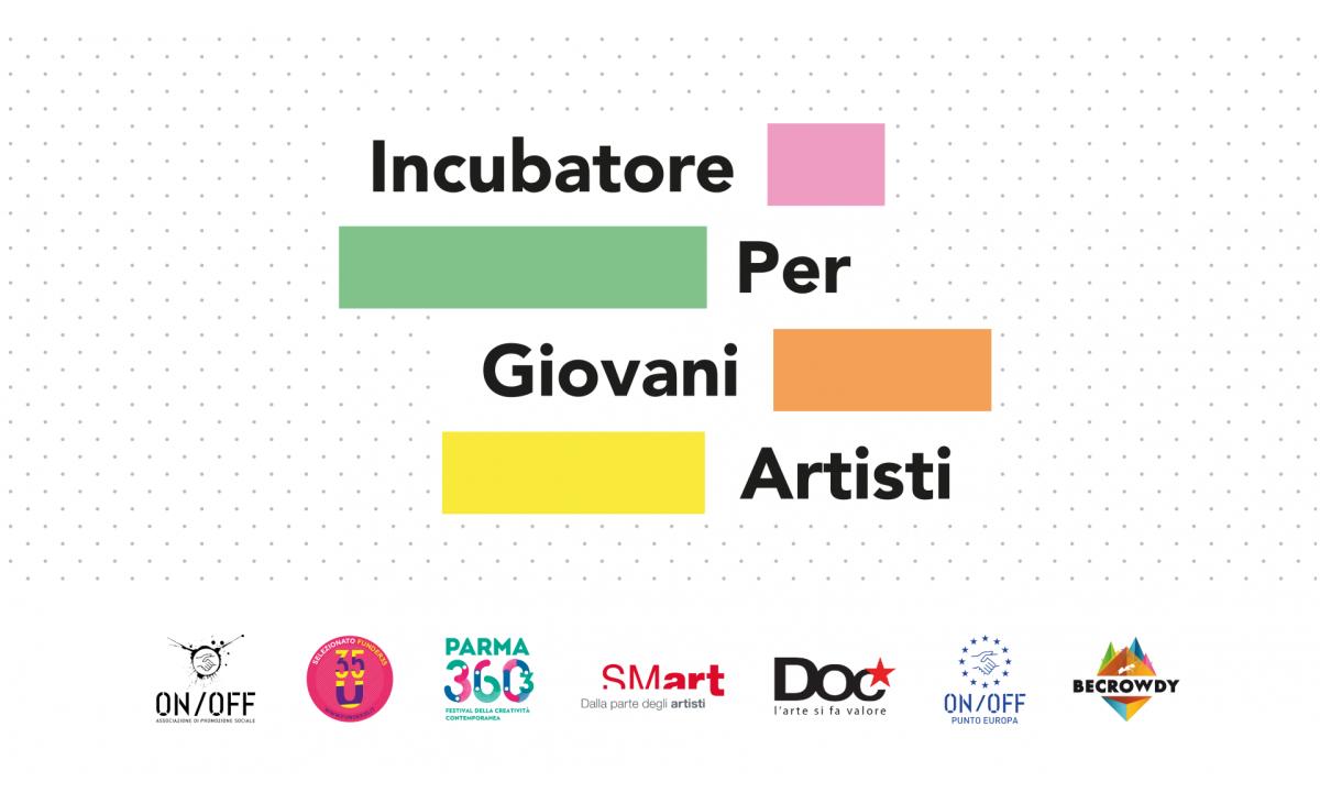 Incubatore per Giovani Artisti | Quattro incontri ad ON/OFF