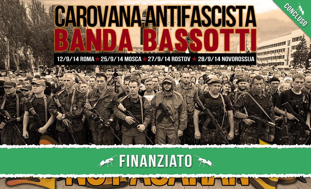 Banda Bassotti - NO PASARAN!
